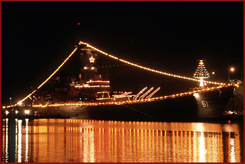 Decorated Ship